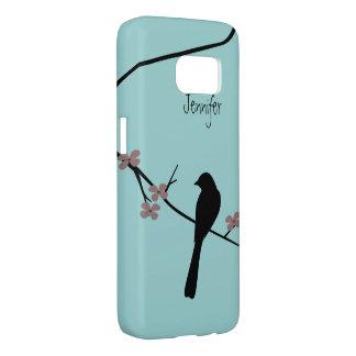Coque Samsung Galaxy S7 Oiseau sur la branche
