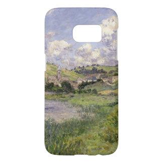 Coque Samsung Galaxy S7 Paysage de Claude Monet |, Vetheuil, 1879