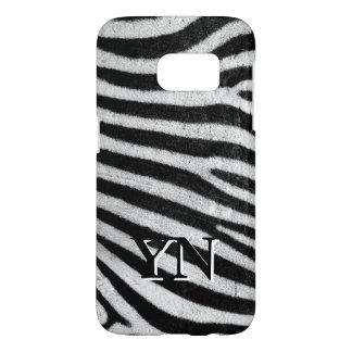 Coque Samsung Galaxy S7 Pelé de Zebra