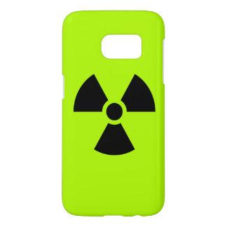 Coque Samsung Galaxy S7 Radioactif