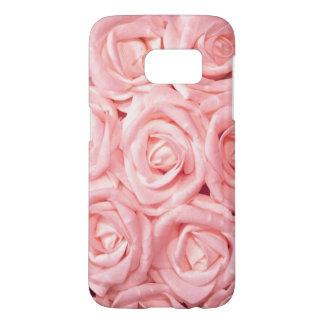 Coque Samsung Galaxy S7 roses magnifiques G