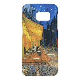 Coque Samsung Galaxy S7 Terrasse de Vincent van Gogh-The Café