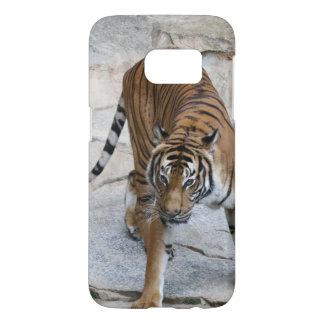 Coque Samsung Galaxy S7 Tigre AJ 1216