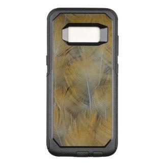 Coque Samsung Galaxy S8 Par OtterBox Commuter Abrégé sur d'or plume de grive