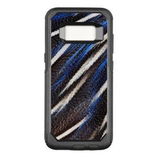 Coque Samsung Galaxy S8 Par OtterBox Commuter Abrégé sur plume de Guineafowl