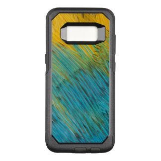 Coque Samsung Galaxy S8 Par OtterBox Commuter Abrégé sur plume de perroquet d'Amazone