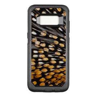 Coque Samsung Galaxy S8 Par OtterBox Commuter Abrégé sur repéré plume de volaille de jungle