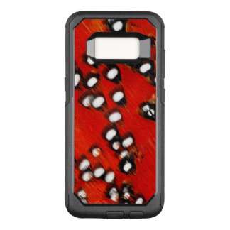Coque Samsung Galaxy S8 Par OtterBox Commuter Abrégé sur rouge plume de Tragopan