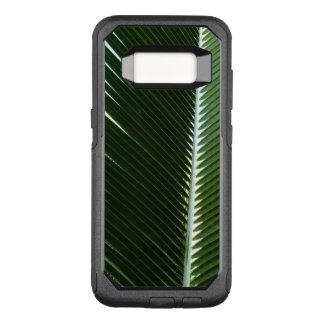 Coque Samsung Galaxy S8 Par OtterBox Commuter Abrégé sur tropical de recouvrement vert de