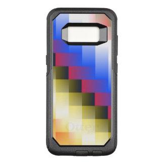 Coque Samsung Galaxy S8 Par OtterBox Commuter Abstraction de couleur