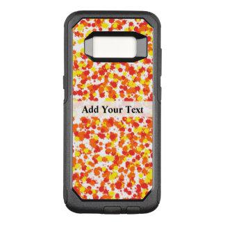 Coque Samsung Galaxy S8 Par OtterBox Commuter Arrière - plan épongé par encre de Shirley Taylor