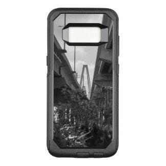 Coque Samsung Galaxy S8 Par OtterBox Commuter Au-dessous de la gamme de gris d'Arthur Ravenel