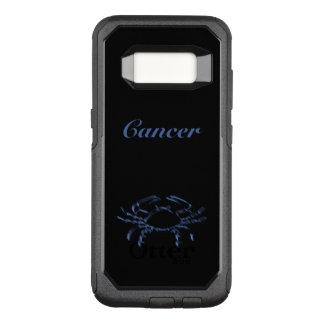 Coque Samsung Galaxy S8 Par OtterBox Commuter Bleu en acier de crabe de Cancer de signe de Sun