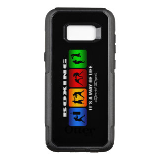 Coque Samsung Galaxy S8+ Par OtterBox Commuter Boxe fraîche c'est un mode de vie