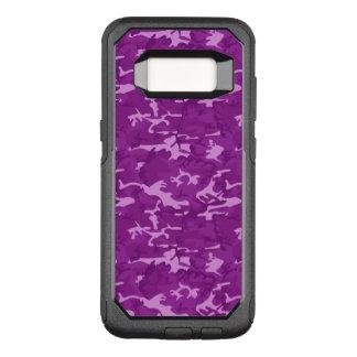 Coque Samsung Galaxy S8 Par OtterBox Commuter Camouflage pourpre