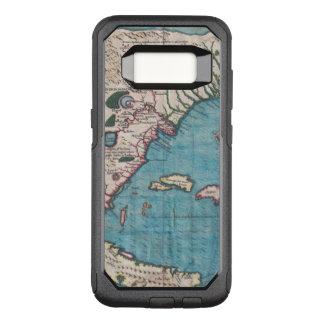 Coque Samsung Galaxy S8 Par OtterBox Commuter Carte antique de la Floride et du Cuba