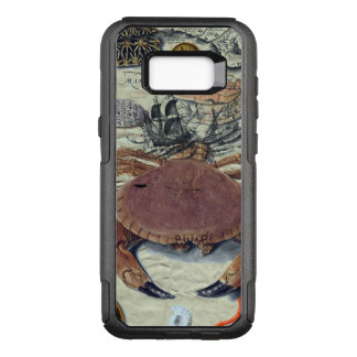 Coque Samsung Galaxy S8+ Par OtterBox Commuter Carte de crabe