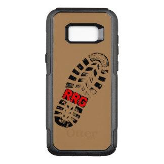 Coque Samsung Galaxy S8+ Par OtterBox Commuter Cas de la gorge S8 de la rivière rouge