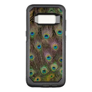 Coque Samsung Galaxy S8 Par OtterBox Commuter Champ des plumes de paon