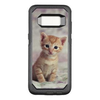 Coque Samsung Galaxy S8 Par OtterBox Commuter Chaton minuscule de gingembre
