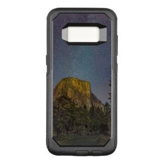Coque Samsung Galaxy S8 Par OtterBox Commuter Ciel nocturne d'EL Capitan de vallée de Yosemite