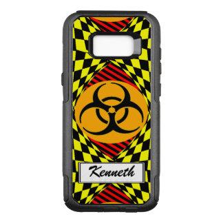Coque Samsung Galaxy S8+ Par OtterBox Commuter Conception de Biohazard de Kenneth Yoncich