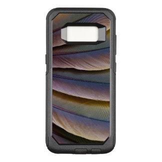 Coque Samsung Galaxy S8 Par OtterBox Commuter Conception de plume de l'ara de Buffon