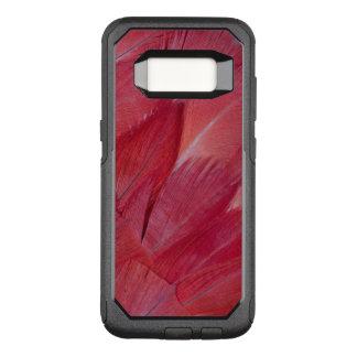 Coque Samsung Galaxy S8 Par OtterBox Commuter Conception de plume de perroquet de gris africain