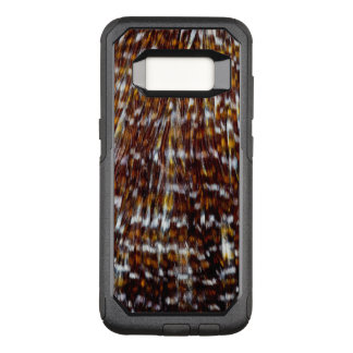 Coque Samsung Galaxy S8 Par OtterBox Commuter Conception de plume de plume de cou