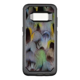 Coque Samsung Galaxy S8 Par OtterBox Commuter Conception de plume de Rosella