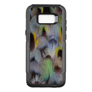 Coque Samsung Galaxy S8+ Par OtterBox Commuter Conception de plume de Rosella