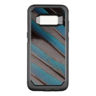Coque Samsung Galaxy S8 Par OtterBox Commuter Conception diagonale de plume d'aile