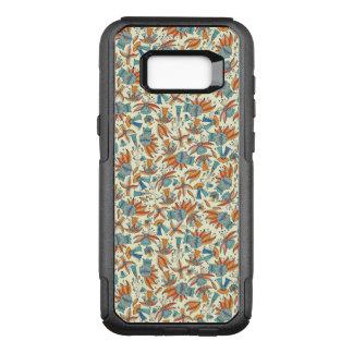 Coque Samsung Galaxy S8+ Par OtterBox Commuter Conception florale abstraite de motif