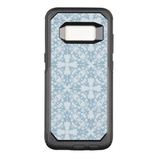 Coque Samsung Galaxy S8 Par OtterBox Commuter Damassé bleu-clair