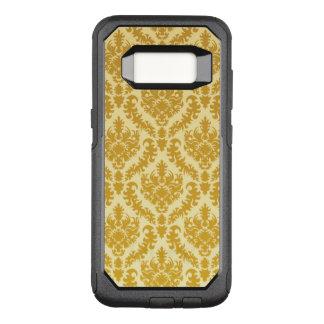 Coque Samsung Galaxy S8 Par OtterBox Commuter Damassé d'or