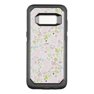 Coque Samsung Galaxy S8 Par OtterBox Commuter déploiement de motif floral