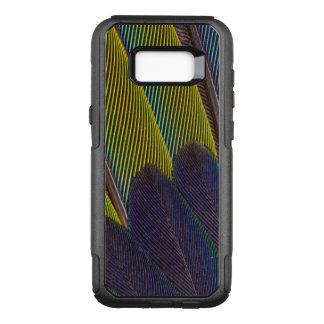Coque Samsung Galaxy S8+ Par OtterBox Commuter Détail de plume de Jenday Conure