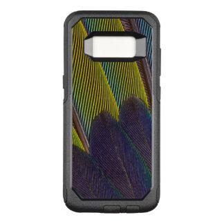 Coque Samsung Galaxy S8 Par OtterBox Commuter Détail de plume de Jenday Conure