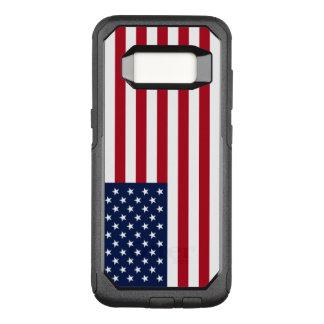 Coque Samsung Galaxy S8 Par OtterBox Commuter Drapeau américain