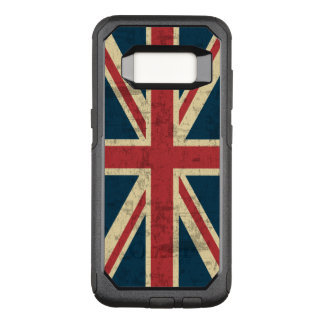Coque Samsung Galaxy S8 Par OtterBox Commuter Drapeau britannique vintage d'Union Jack