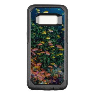 Coque Samsung Galaxy S8 Par OtterBox Commuter Écoles de bain de poissons en récif