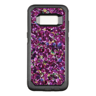 Coque Samsung Galaxy S8 Par OtterBox Commuter Étincelles roses de paillette