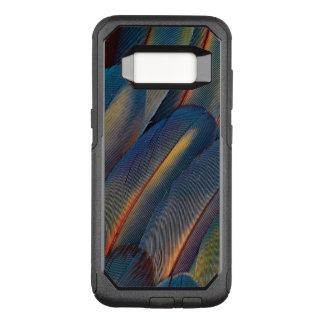 Coque Samsung Galaxy S8 Par OtterBox Commuter Éventées plumes d'ara d'écarlate