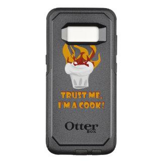 Coque Samsung Galaxy S8 Par OtterBox Commuter Faites confiance que je je suis un cuisinier !