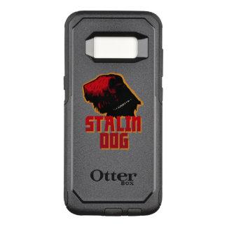 Coque Samsung Galaxy S8 Par OtterBox Commuter Galaxie S8, chien de Samsung de stalin