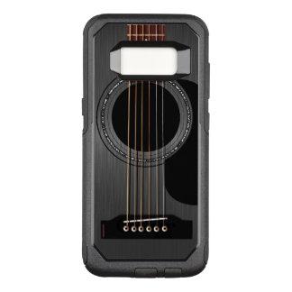 Coque Samsung Galaxy S8 Par OtterBox Commuter Guitare acoustique noire