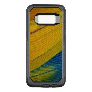 Coque Samsung Galaxy S8 Par OtterBox Commuter L'ara d'écarlate fait varier le pas du plan
