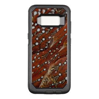 Coque Samsung Galaxy S8 Par OtterBox Commuter Le sein de Tragopan fait varier le pas du détail