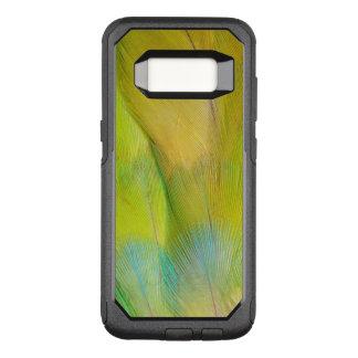 Coque Samsung Galaxy S8 Par OtterBox Commuter Le vert a dirigé le perroquet horizontal