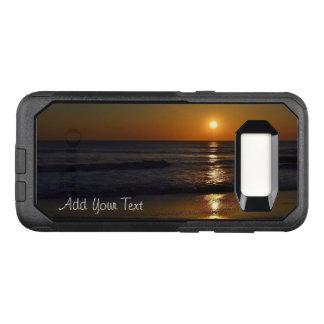 Coque Samsung Galaxy S8 Par OtterBox Commuter Lever de soleil à la plage par Shirley Taylor